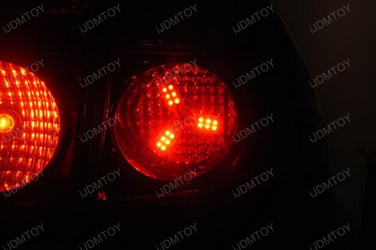 Acura - TSX - Spiderlite - Rear - Brake - Light - 1